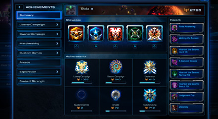 Starcraft 2 Achievement Guide