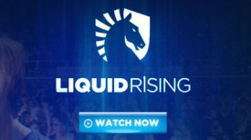 Liquid Rising Video