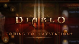 Diablo 3 Coming to Playstation