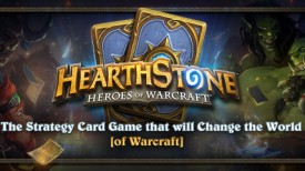 Heartstone Heroes of Warcraft
