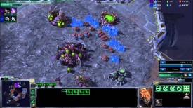 Defending Proxy Barracks as Zerg
