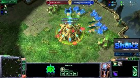 PvT: 2 Base Stargate Push