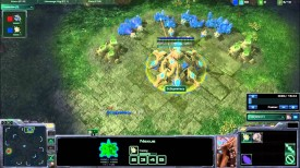 PvT: 2 Zealot rush into Expansion
