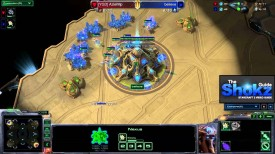 PvT: Holding Medivac Pushes