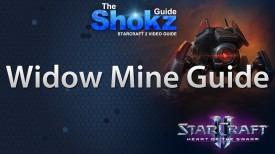 Terran Widow Mine Guide